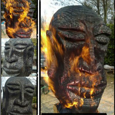 PONGELZ Skulpturen: Buddha