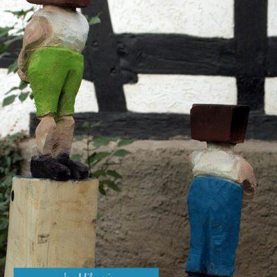 PONGELZ Skulpturen: Double