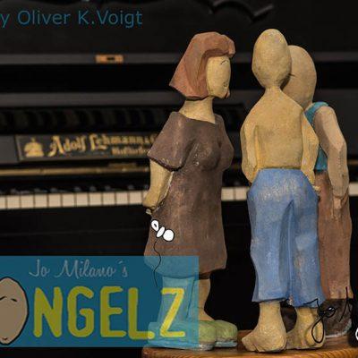 PONGELZ Skulpturen: Familie