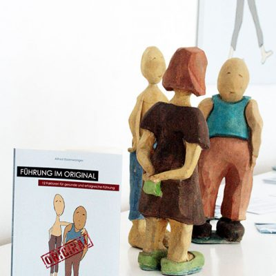PONGELZ Skulpturen: Familie & Führung