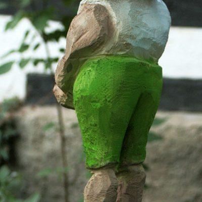 PONGELZ Skulpturen: Höring