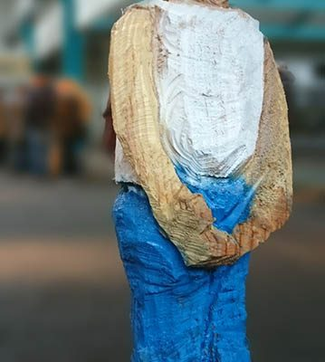 PONGELZ Skulpturen: Pongelz @ Claus