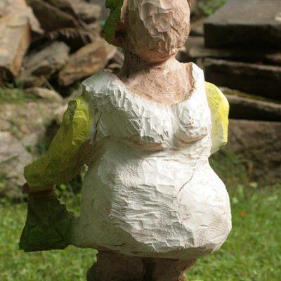 PONGELZ Skulpturen: Rosinante