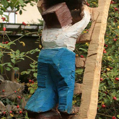 PONGELZ Skulpturen: Sisifos