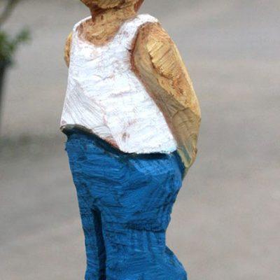 PONGELZ Skulpturen: Standing