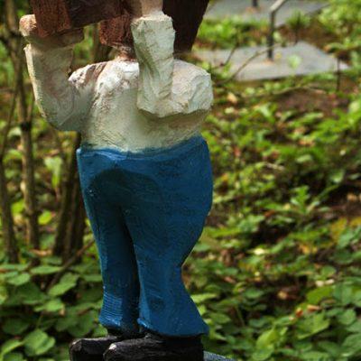 PONGELZ Skulpturen: Yorrik